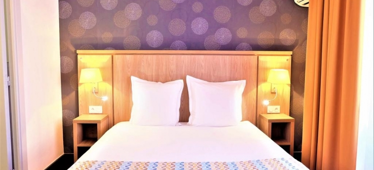 Hotel La Caravelle: Room - Double TOULOUSE