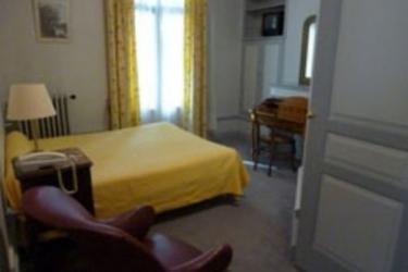 Hotel Rabelais Tours: Chambre TOURS