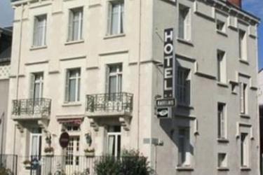 Hotel Rabelais Tours: Extérieur TOURS
