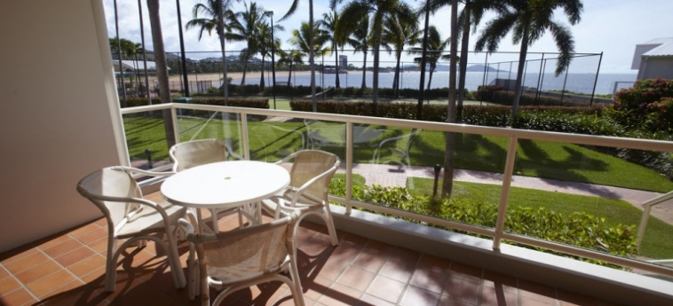 Australis Mariners North Holiday Apartments: Anfiteatro TOWNSVILLE - QUEENSLAND