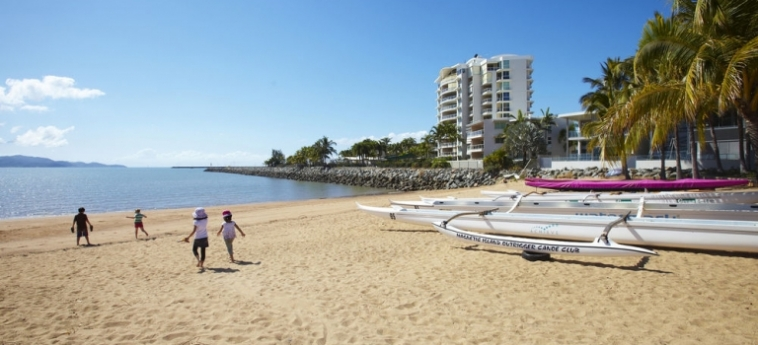Australis Mariners North Holiday Apartments: Cottage TOWNSVILLE - QUEENSLAND