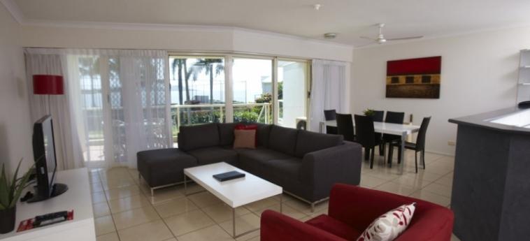 Australis Mariners North Holiday Apartments: Cuarto de Baño - Suite TOWNSVILLE - QUEENSLAND