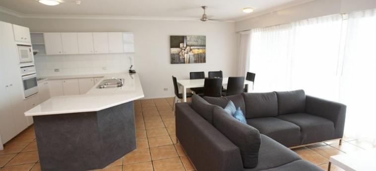 Australis Mariners North Holiday Apartments: Desayuno TOWNSVILLE - QUEENSLAND