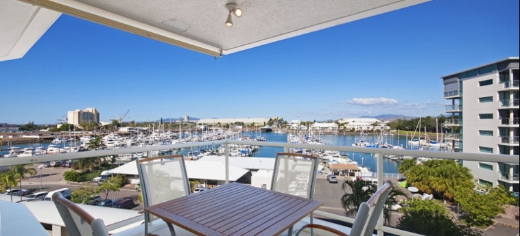 Australis Mariners North Holiday Apartments: Entorno TOWNSVILLE - QUEENSLAND