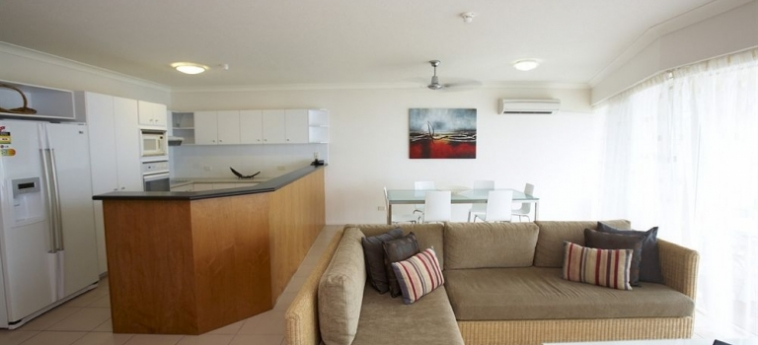 Australis Mariners North Holiday Apartments: Habitaciòn Familia TOWNSVILLE - QUEENSLAND
