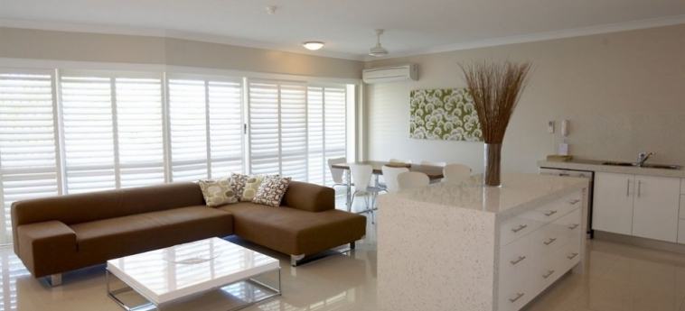 Australis Mariners North Holiday Apartments: Habitaciòn Suite TOWNSVILLE - QUEENSLAND
