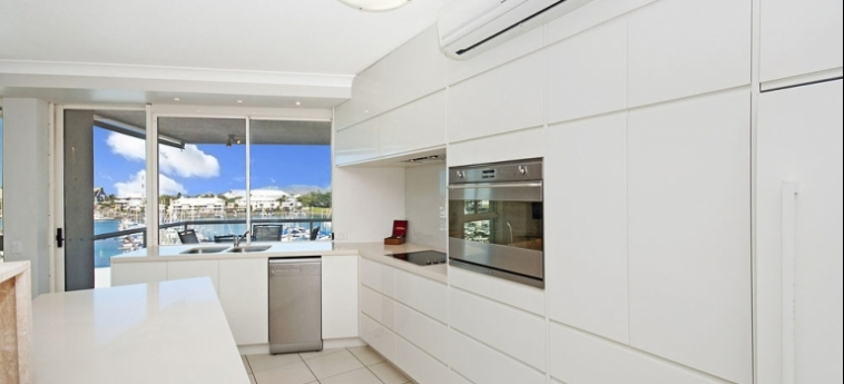 Australis Mariners North Holiday Apartments: Montana TOWNSVILLE - QUEENSLAND
