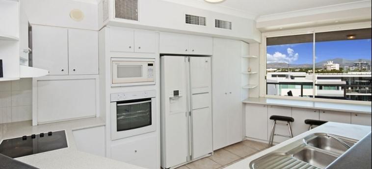 Australis Mariners North Holiday Apartments: Pisina para ninos TOWNSVILLE - QUEENSLAND