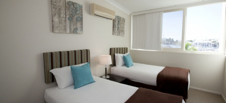 Australis Mariners North Holiday Apartments: Scenario TOWNSVILLE - QUEENSLAND