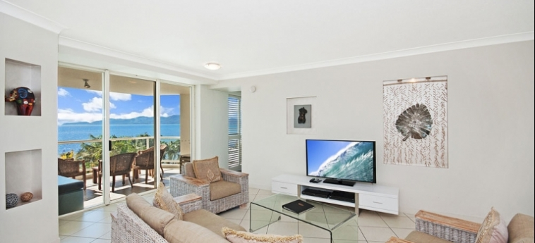 Australis Mariners North Holiday Apartments: Centro Affari TOWNSVILLE - QUEENSLAND