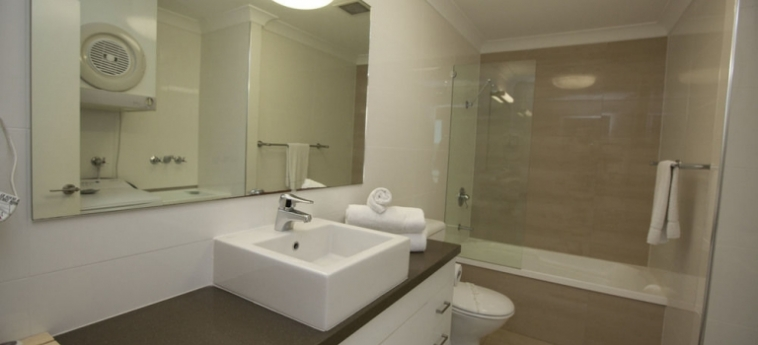 Australis Mariners North Holiday Apartments: Centro Fitness TOWNSVILLE - QUEENSLAND