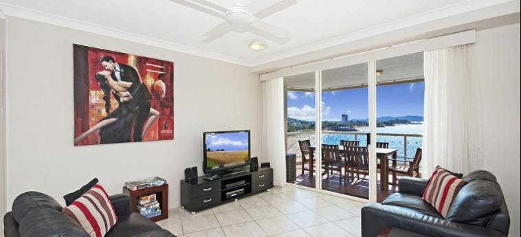 Australis Mariners North Holiday Apartments: Depandance TOWNSVILLE - QUEENSLAND