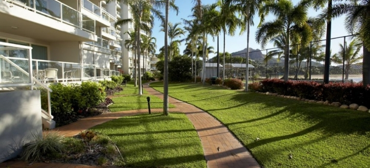 Australis Mariners North Holiday Apartments: Jacuzzi TOWNSVILLE - QUEENSLAND