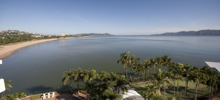 Australis Mariners North Holiday Apartments: Mappa del Piano TOWNSVILLE - QUEENSLAND