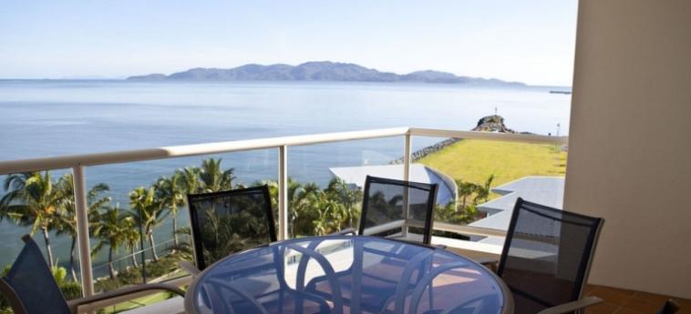 Australis Mariners North Holiday Apartments: Sala da Ballo TOWNSVILLE - QUEENSLAND