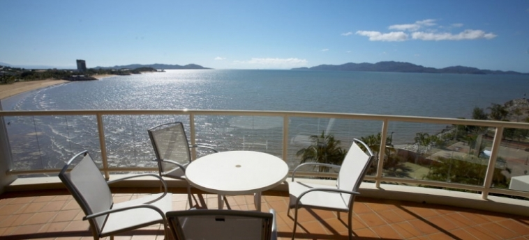 Australis Mariners North Holiday Apartments: Sorgente Termale TOWNSVILLE - QUEENSLAND
