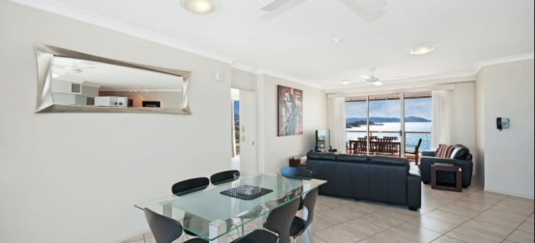 Australis Mariners North Holiday Apartments: Vista Aerea TOWNSVILLE - QUEENSLAND