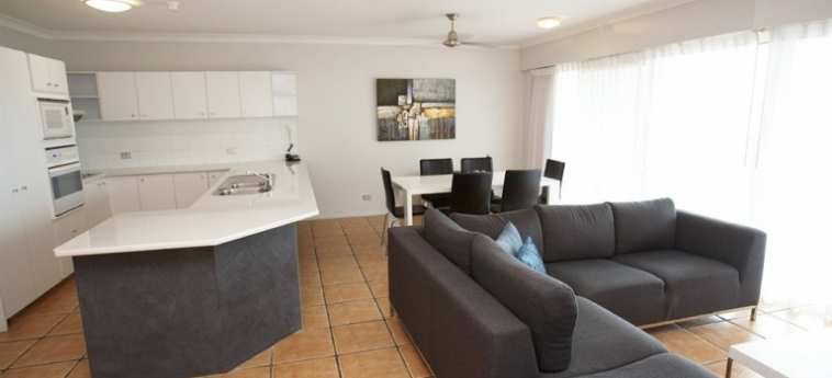 Australis Mariners North Holiday Apartments: Breakfast TOWNSVILLE - QUEENSLAND