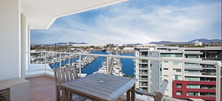 Australis Mariners North Holiday Apartments: Detail TOWNSVILLE - QUEENSLAND