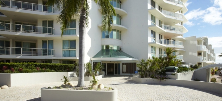 Australis Mariners North Holiday Apartments: Economy Room TOWNSVILLE - QUEENSLAND
