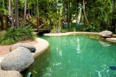 Hotel City Oasis Inn: Swimming Pool TOWNSVILLE - QUEENSLAND