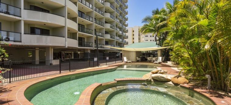 Hotel Quest: Aussen Pool TOWNSVILLE - QUEENSLAND