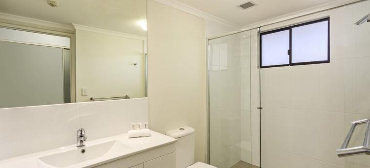 Hotel Quest: Badezimmer TOWNSVILLE - QUEENSLAND