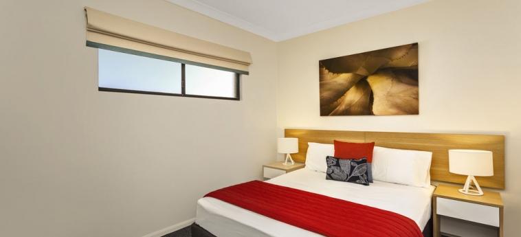 Hotel Quest: Gastzimmer Blick TOWNSVILLE - QUEENSLAND