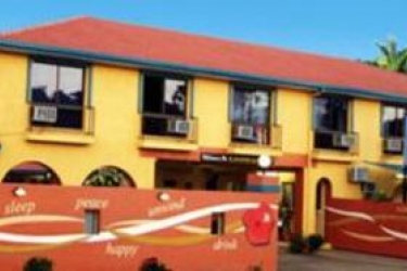 Hotel Cedar Lodge Motel: Exterior TOWNSVILLE - QUEENSLAND