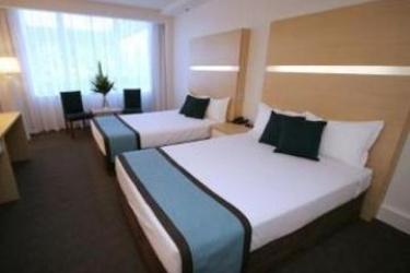 Hotel The Ville Resort - Casino: Deluxe Zimmer TOWNSVILLE - QUEENSLAND