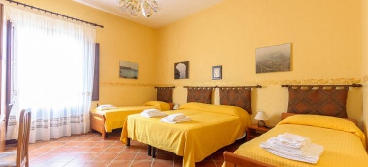Hotel Baglio Tita: Chambre Family TRAPANI