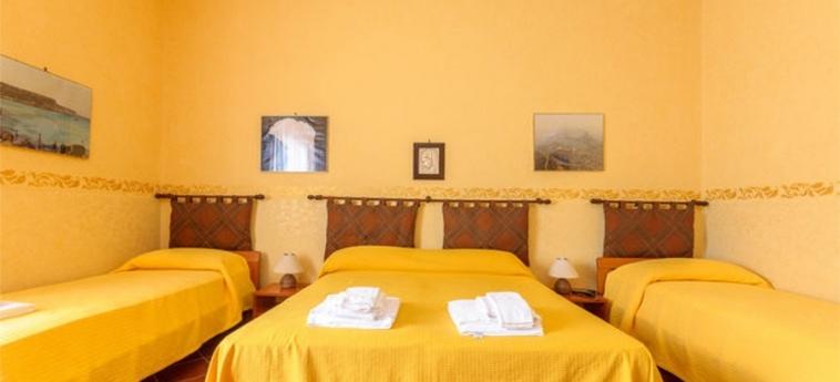 Hotel Baglio Tita: Chambre Quadruple TRAPANI