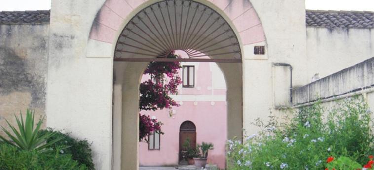 Hotel Baglio Tita: Dettagli Strutturali TRAPANI