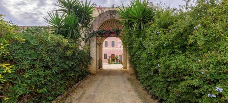 Hotel Baglio Tita: Entrée TRAPANI