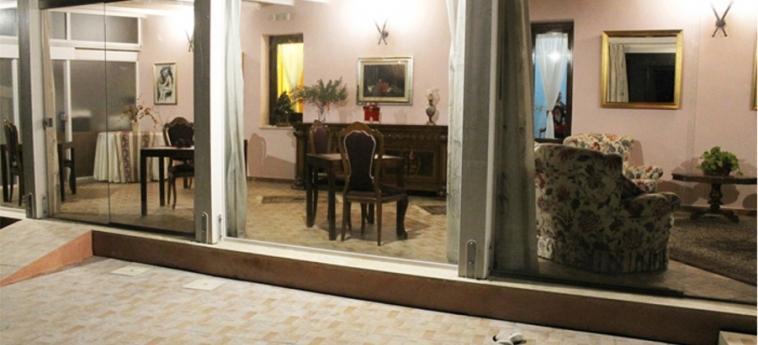 Hotel Baglio Tita: Hall TRAPANI