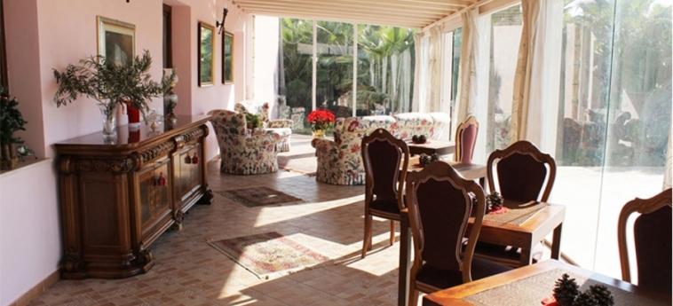 Hotel Baglio Tita: Terrasse TRAPANI