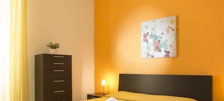 Hotel Il Cortile Fiorito: Doppelzimmer TRAPANI