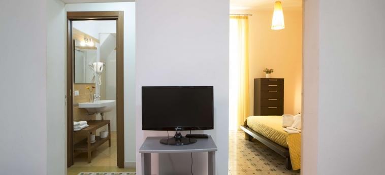 Hotel Il Cortile Fiorito: Innen TRAPANI