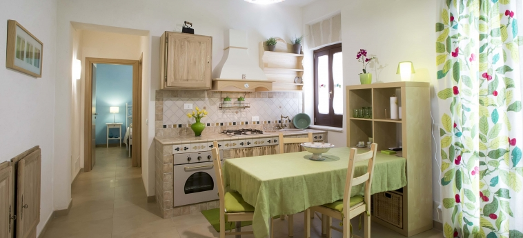 Hotel Il Cortile Fiorito: Wohnung TRAPANI