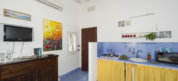 Hotel Cielomare Residence Diffuso: Cocina en la habitacion TRAPANI