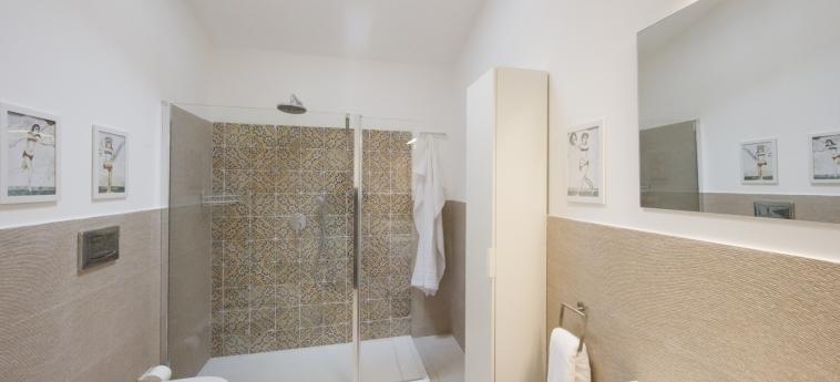 Hotel Cielomare Residence Diffuso: Cuarto de Baño TRAPANI