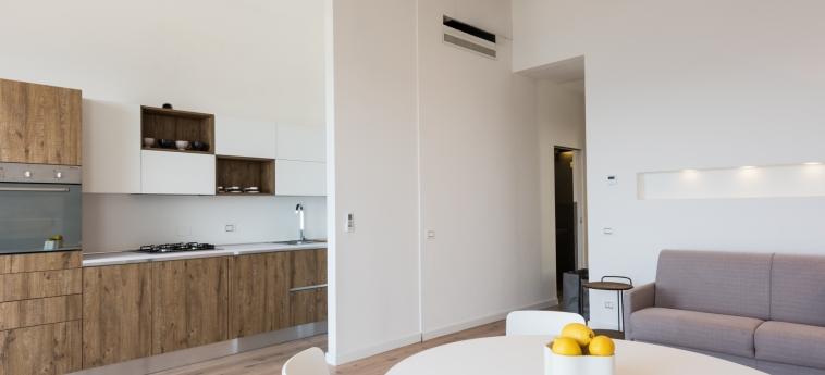 Hotel Cielomare Residence Diffuso: Dettagli Strutturali TRAPANI
