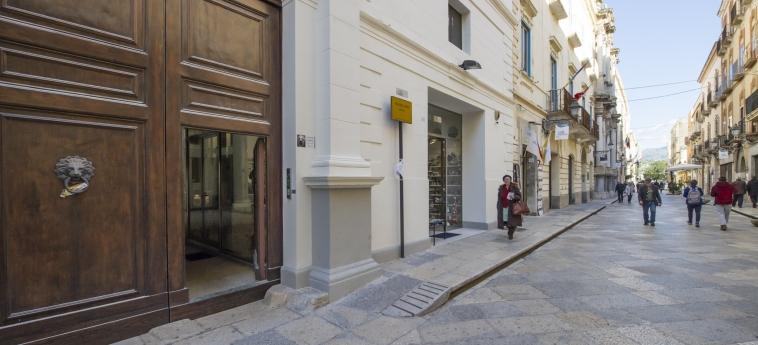 Hotel Cielomare Residence Diffuso: Entrada TRAPANI