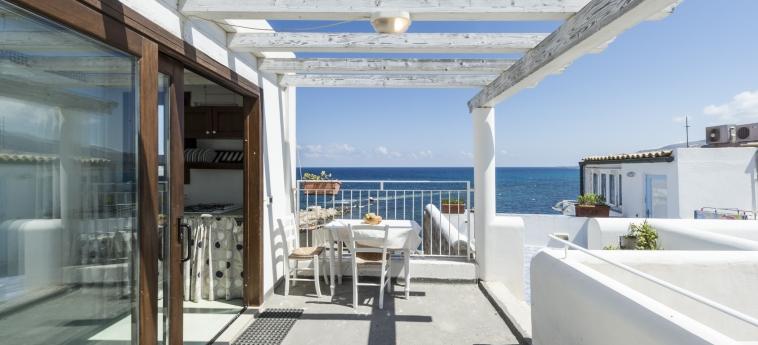 Hotel Cielomare Residence Diffuso: Patio TRAPANI