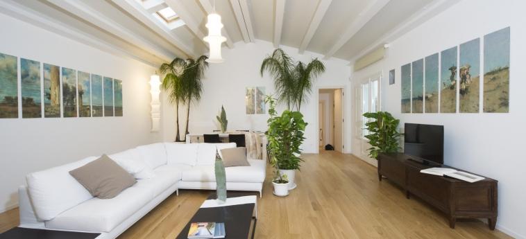Hotel Cielomare Residence Diffuso: Salotto TRAPANI