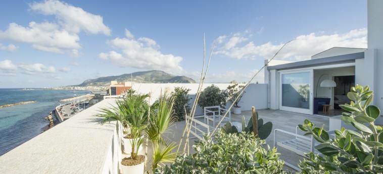 Hotel Cielomare Residence Diffuso: Vista TRAPANI