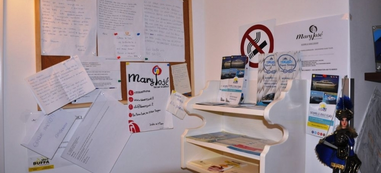 Hotel B&b Maryjose: Boutique TRAPANI