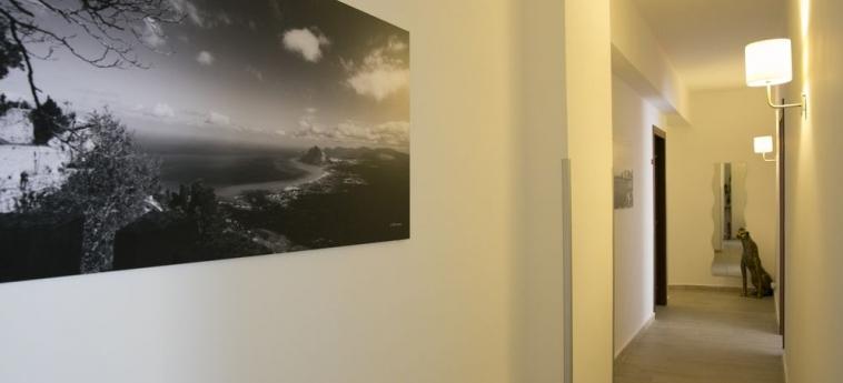 Hotel B&b Maryjose: Couloir TRAPANI