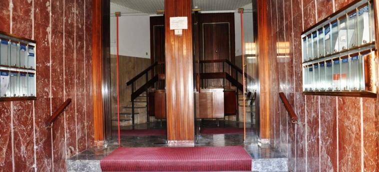 Hotel B&b Maryjose: Entrée TRAPANI