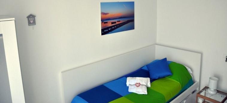 Hotel B&b Maryjose: Vue des chambres TRAPANI